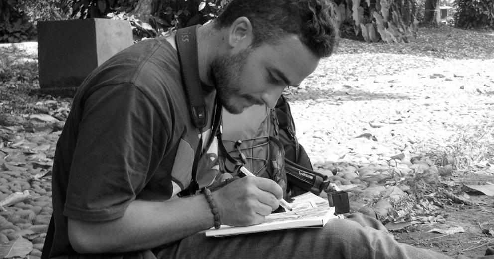 Ler os nossos com o ilustrador Paulo Alves