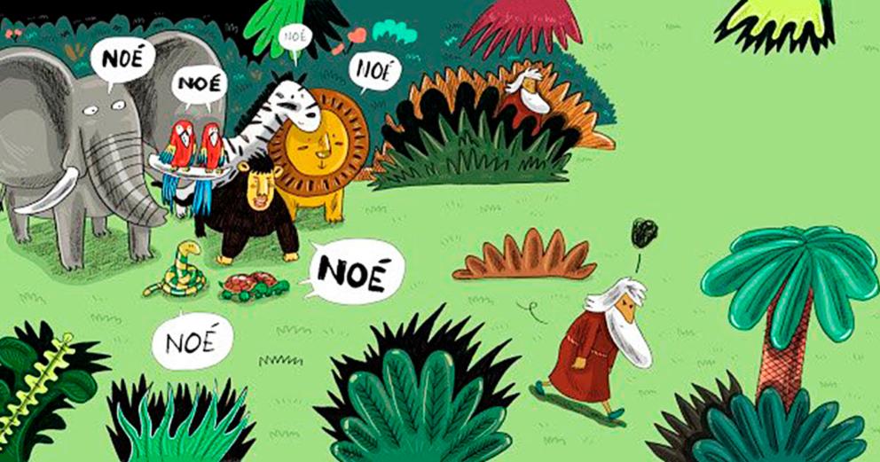 Encontro Infantojuvenil com o ilustrador Sérgio Marques e com a escritora Ana Margarida Carvalho