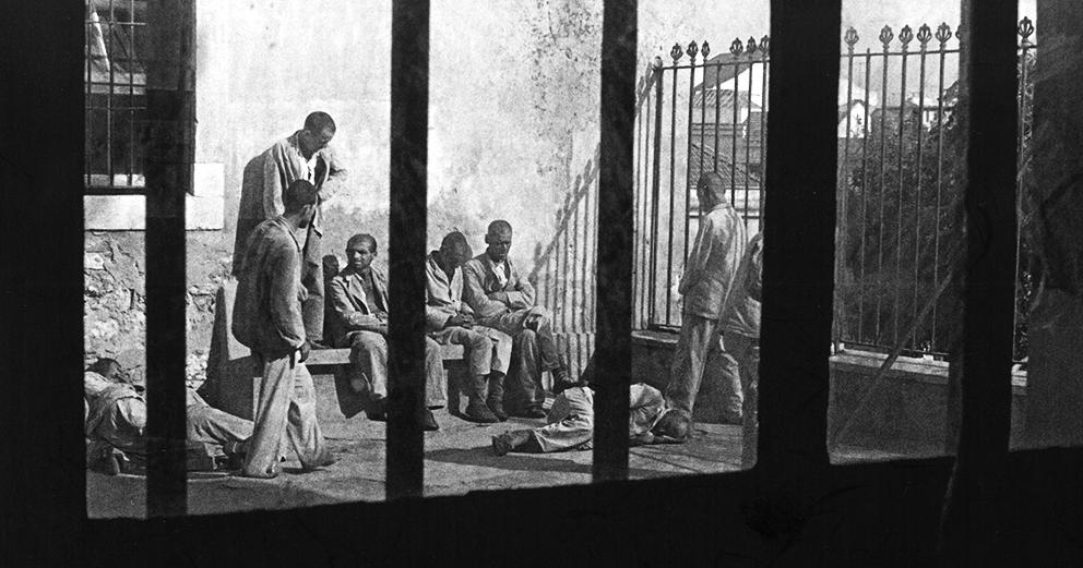 Hospital Miguel Bombarda 1968, fotografias de José Fontes - Exposição