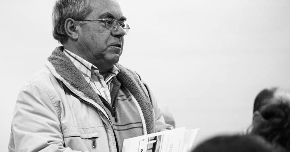 Ler os nossos com Manuel Batista Traquinas