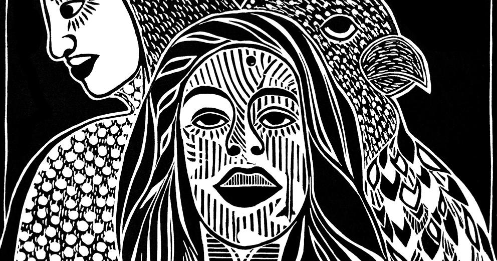 Metáforas e alegorias sobre a natureza e os aborígenes