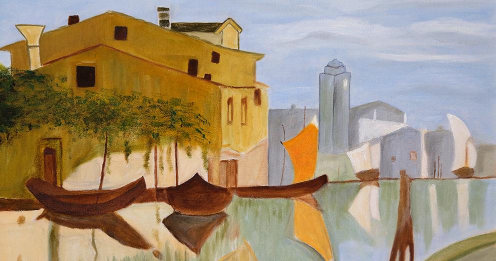 Exposição de pintura e artes decorativas: Abrantes, aqui e ali